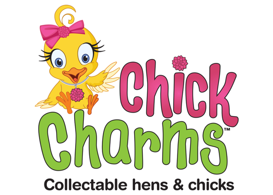 logo-Sempervivum Chick Charms® Chocolate Kiss