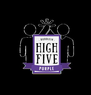 logo-Buddleja High Five Purple