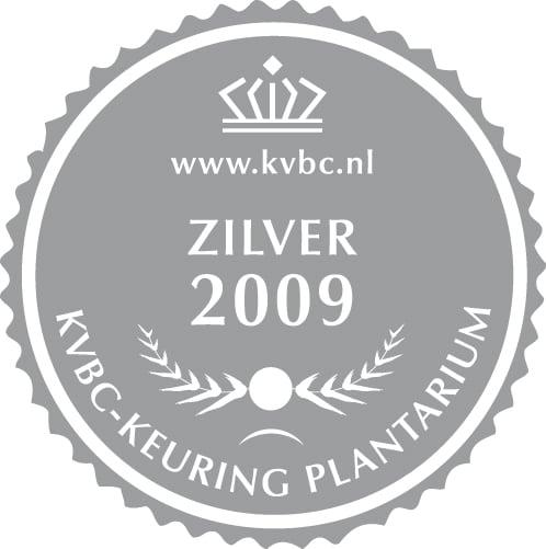 Zilver Plantarium 2009