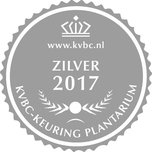 Zilver Plantarium 2017