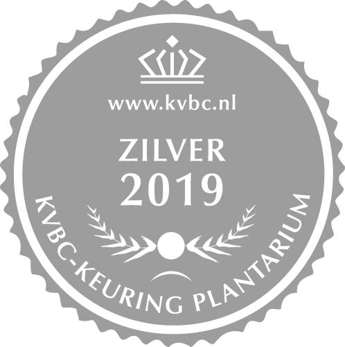 Zilver Plantarium 2019