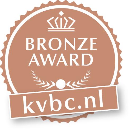 KVBC Award Brons