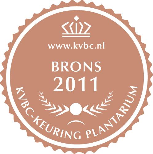 Brons Plantarium 2011