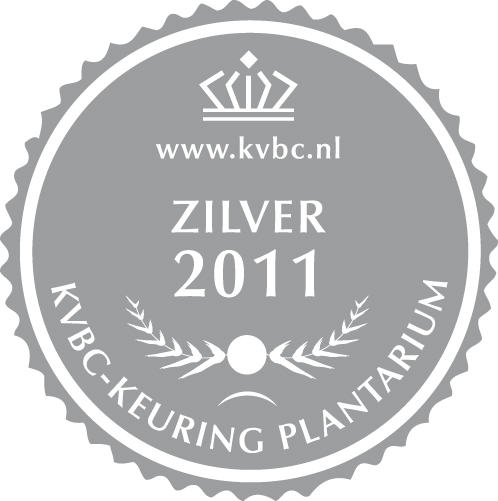 Zilver Plantarium 2011