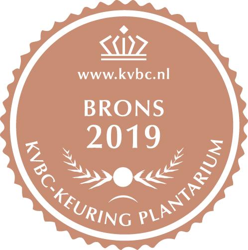 Brons Plantarium 2019