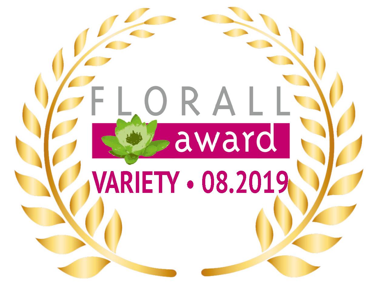 Floral Award 2019