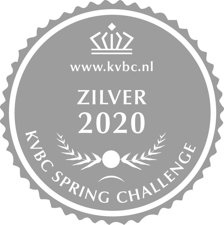 Zilver KVBC Spring Challenge 2020