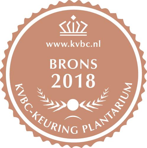 Brons Plantarium 2018