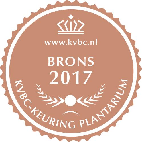Brons Plantarium 2017