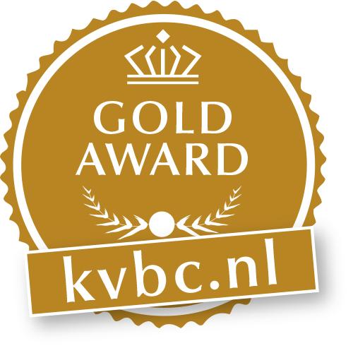 KVBC-Award Gold