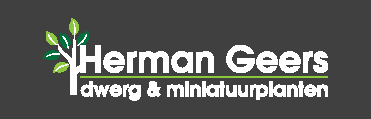 Herman Geers, kwekerij van dwerg- en miniatuurplanten