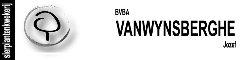 Vanwynsberghe Jozef BVBA