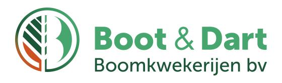 Boot & Dart Boomkwekerijen BV