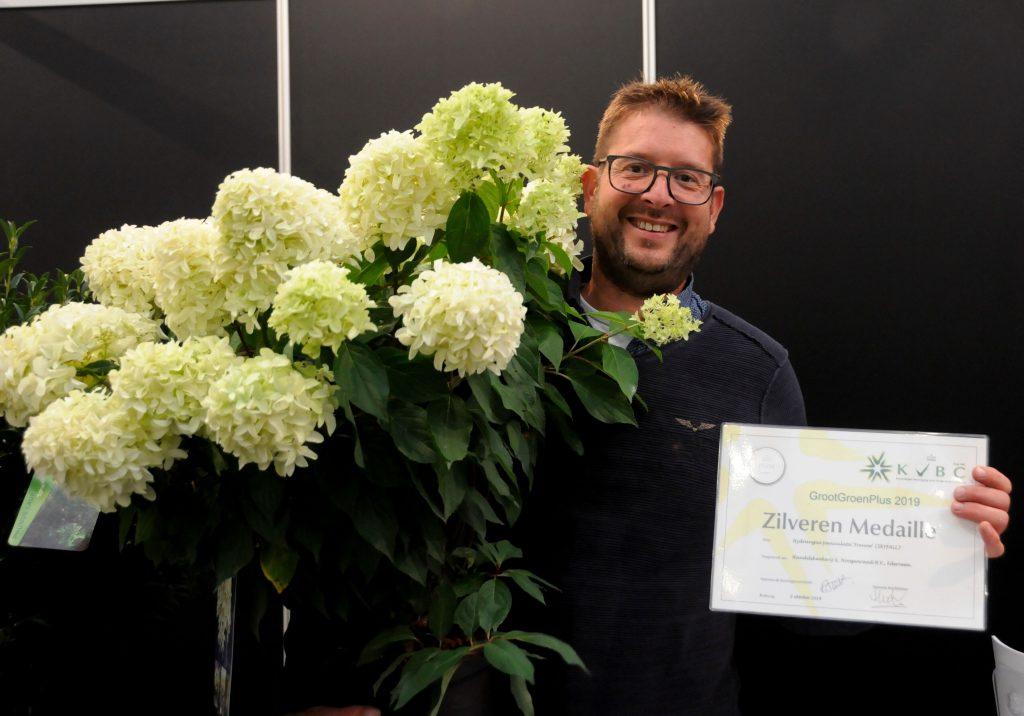 Prijzenfestival op GrootGroenPlus voor Plantipp